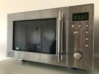 Fully working microwave