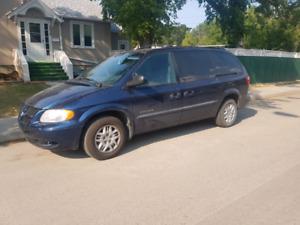 2001 Dodge Caravan Sport sale or trade