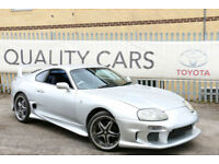 Toyota Supra SUPER STUNNING HIGH SPEC+MINT THROUGHOUT+BARGAIN PRICED!! BE QUICK!