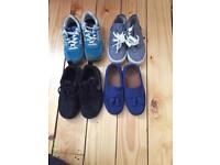 Kids size 10 shoes and trainers