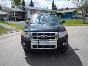 2012 Ford Escape XLT SUV, Crossover - 4 Cyl 2.5 L