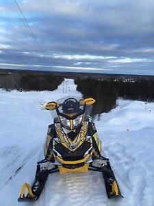 2013 Ski-Doo Renegade Backcountry