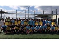 Join Goldfingers FC - Saturday 11-a-side Saturday football team - Trials Now!
