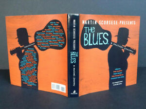 Martin Scorsese Presents the Blues-Hardcover book-Excellent +