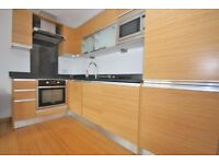 NEW BUILD-CLICK HERE ONE BED TOP FLOOR FLAT OFFERED FURNISHED ON WESTFERRY ROAD E14 CANARY WHARF
