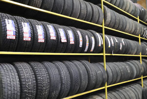 255/50R19 Michelin 4 75% SLIGHTLY USED TIRES  WE HAVE MORE USED