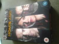 Homeland DVD Collection boxsets for sale.