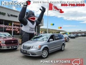2014 Chrysler Town  Country Touring  -  Power Tailgate -  Sirius