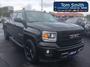 2015 GMC Sierra 1500 - ELEVATION EDITION, 4 X 4, BLUETOOTH  - Ce