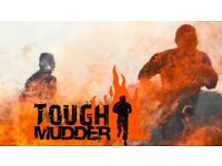 2x Tough Mudder Tickets - Saturday 19th August, Badminton (South West)