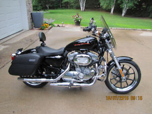 Mint Harley-Davidson Sportster