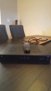 Mint barely used Bell HD receiver model 6131