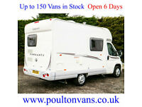 2009 (09) Fiat Ducato SWIFT SUNDANCE 530LP MOTORHOME - Coachbuilt, 2 Berth