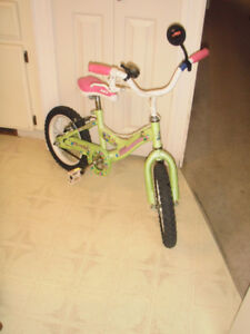 Children's Bike  14 inch wheels