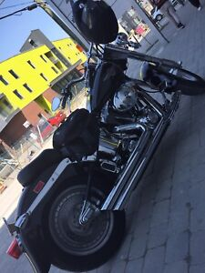 2002 Harley fat boy kept in perfect condition!