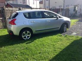 Peugeot 3008 sport hdi 1.6 crossover 2010