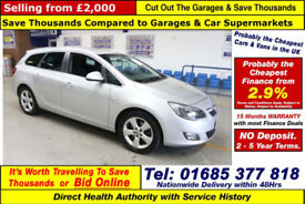 2011 - 61 - VAUXHALL ASTRA SRI 2.0CDTI 160PS 5 DOOR ESTATE (GUIDE PRICE)