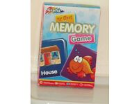 Grafix Memory Game - Suitable for 3 - 5 year olds.