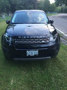 2016 Land Rover Discovery SE Si4