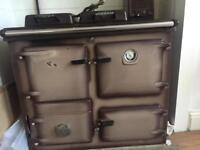 Rayburn cooker