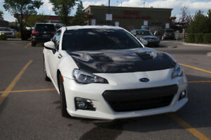 2013 Subaru BRZ Sport-tech Coupe (2 door) + Extras
