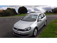 Volkswagen Golf 2.0TDI140bhp,2011(61 plate)SE,Alloys,Air Con,Cruise,Park Sensors,1 Prev Owner,F.S.H