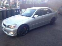 Toyota Altezza RS200Z Edition Beams 210BHP