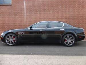 2007 Maserati Quattroporte GT - SPORT - F1 TRANSMISION - PADDLE