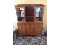 Quinn Low wall unit / cocktail cabinet