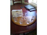 Oak Whisky Barrel Flyte Gift Set