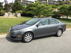 2006 Volkswagen Jetta Sedan 2.0 L Turbo