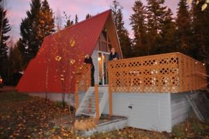 Clucluz Lake Adorable Cabin for SALE