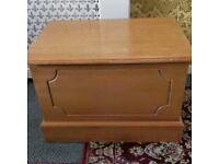 Pine storage / chest /trunk /toy / box