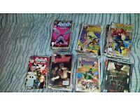 Various Comics, Marvel, DC, etc 200+
