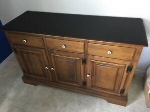 Hutch / Storage / Buffet Table