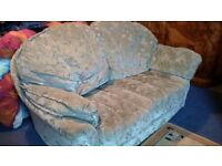settee and footstool free of charge