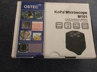 Microscope that connects to PC