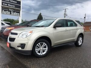 2013 Chevrolet Equinox LS AWD.. ROOMY ... GAS SAVER !!