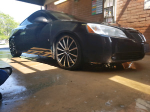 Pontiac G6 GT 6speed