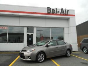 2014 Toyota Corolla LE / Tech package
