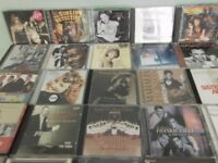 Large Selection CDS various music types
