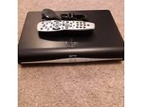 Sky plus HD box with built in wifi