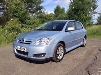 L@@K Toyota Corolla 1.4 16v *Ideal family car**Cheap to run**12 MONTHS MOT**3 Keys/Service History**