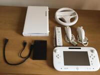Wii U + 500GB Hard drive