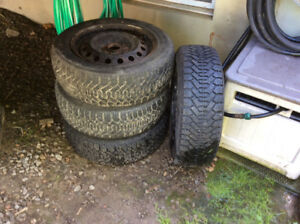 Used Nordic Snow Tires