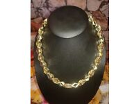 GOLD 14 CT brand new necklance