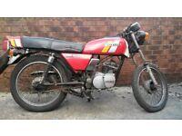 suzuki gp100 classic spares or repair