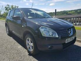 2008 Nissan Qashqai 1.5 dci Acenta 2wd Diesel Full Service History Lady Owner