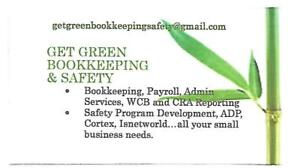 Bookkeeping/Safety- Small Business