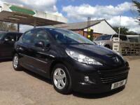 Peugeot 207 1.4 VTi Envy [95] 5dr (black) 2011
